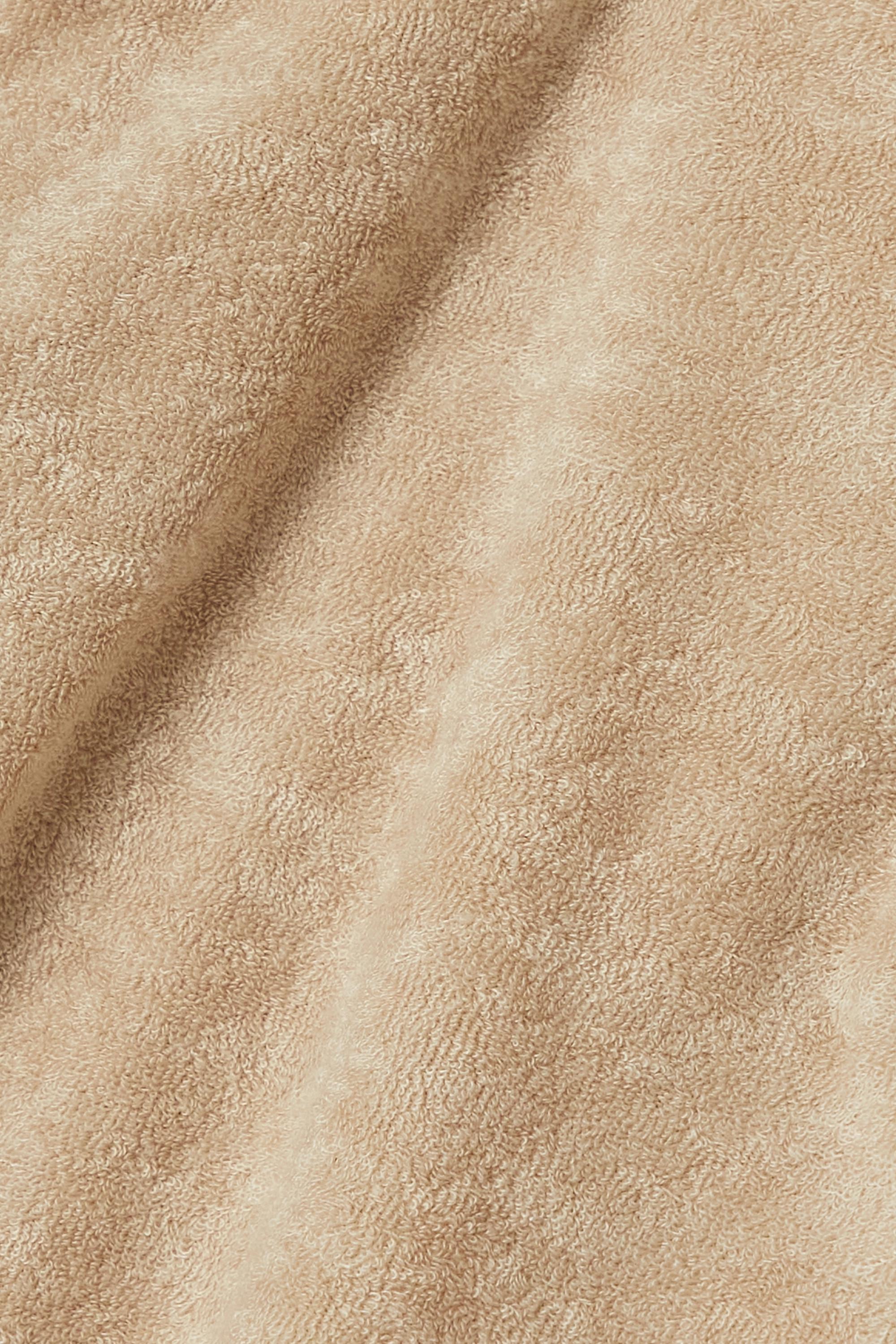 Skin Mahlia Pullover aus Frottee aus einer Baumwollmischung