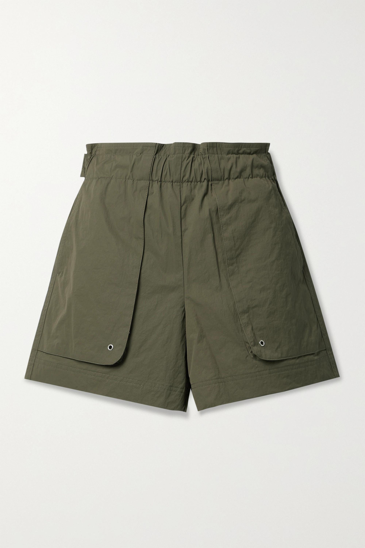 Helmut Lang Twill shorts