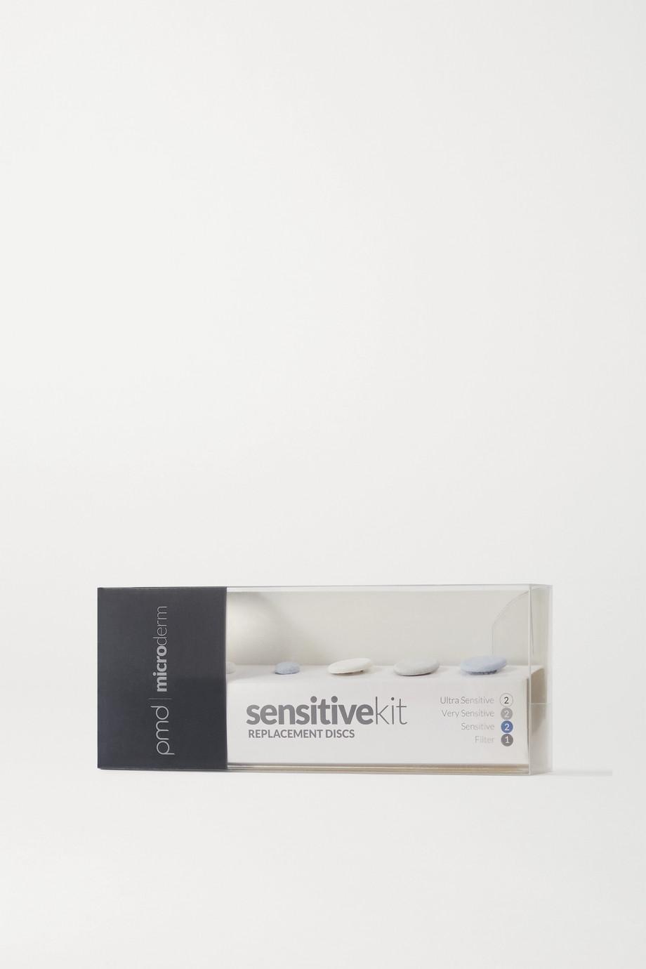 PMD Sensitive Kit Replacement Discs x 6 – Nachfüll-Set