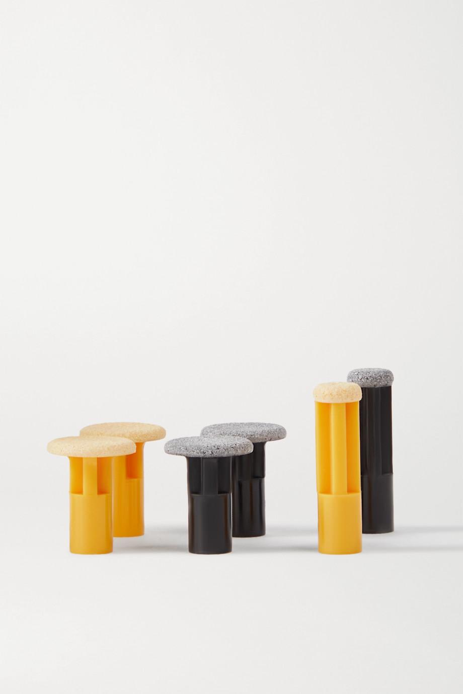 PMD Kit de six disques de rechange pour appareil de microdermabrasion, Body