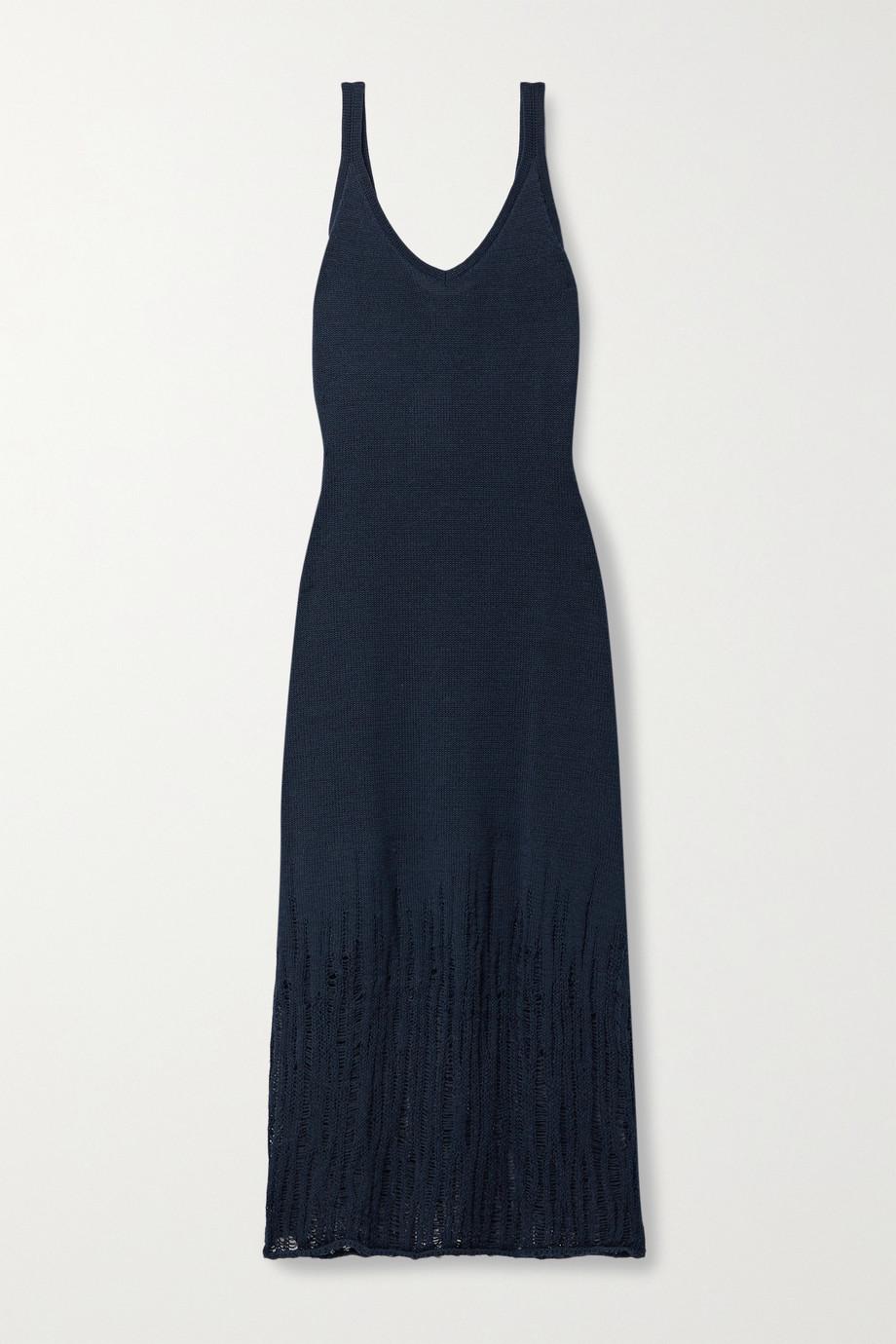 Jason Wu Knitted midi dress