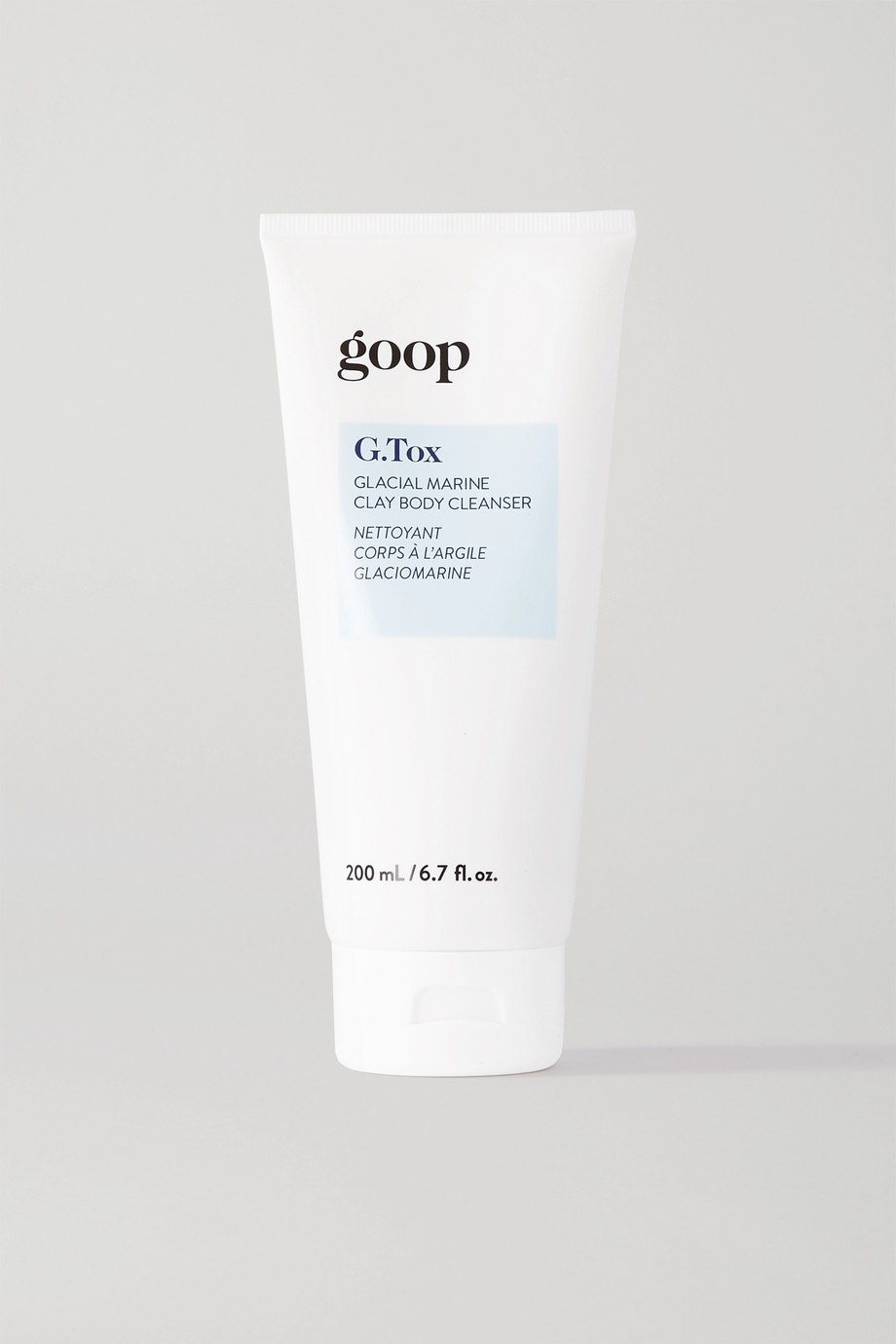 goop G.Tox Glacial Marine Clay Body Cleanser, 200ml