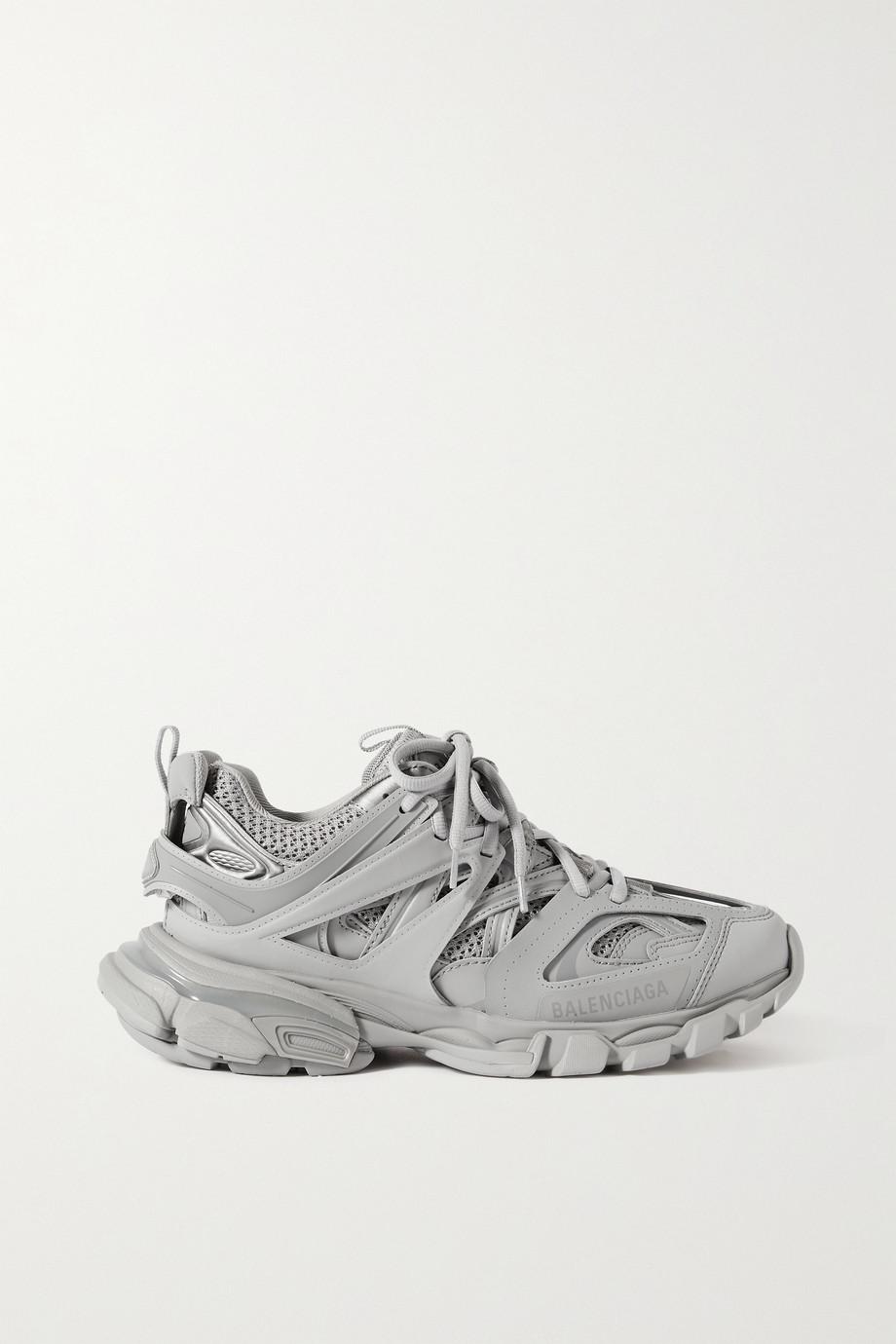 Balenciaga Track Sneakers aus Mesh und Gummi mit Logodetail