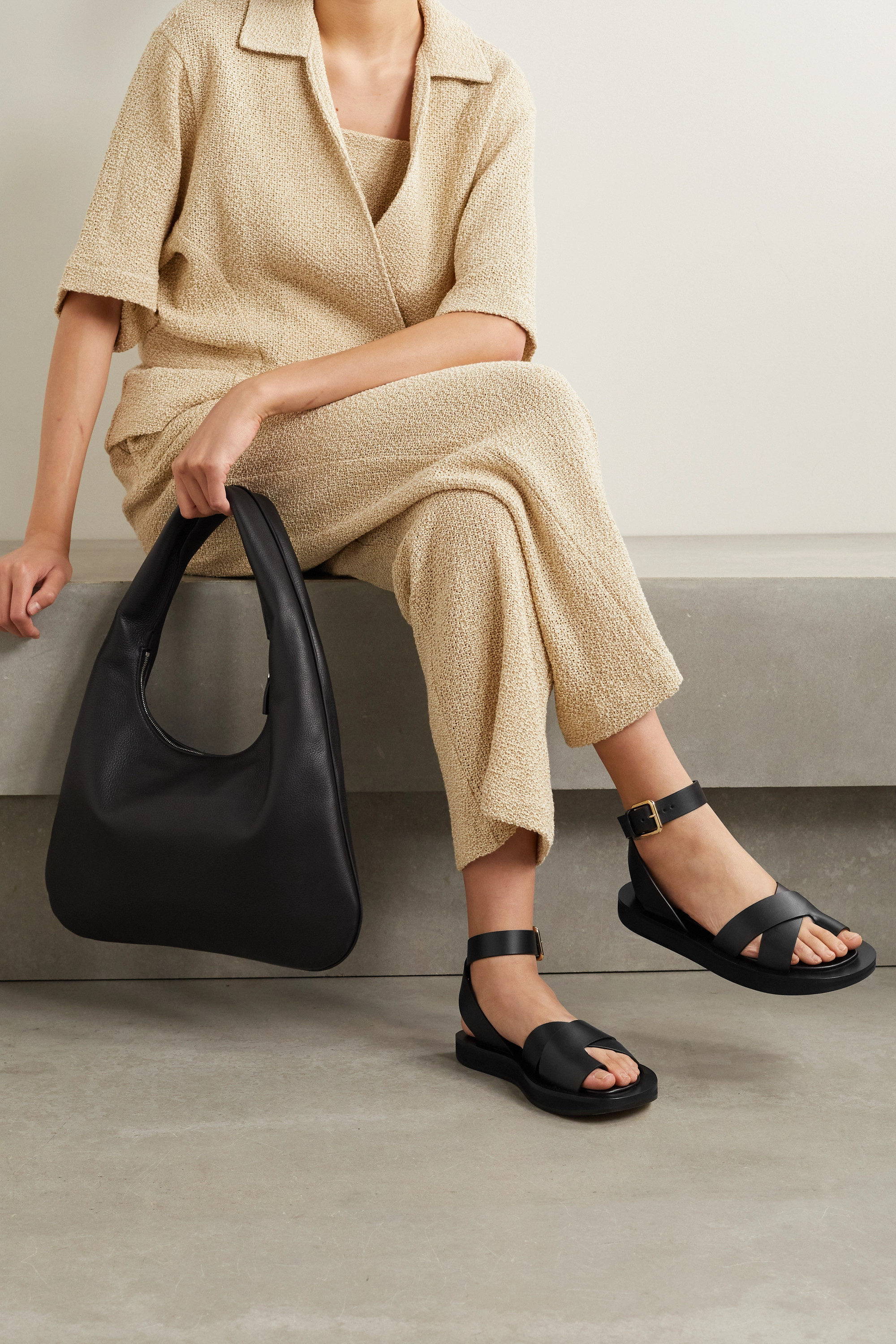 Co Leather sandals