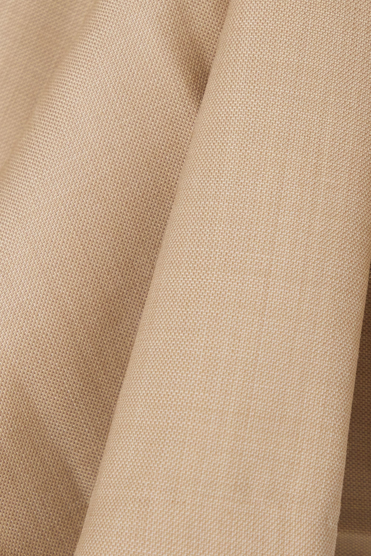 LVIR Pleated woven shorts