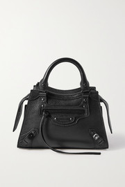Balenciaga Neo Classic City mini textured-leather tote