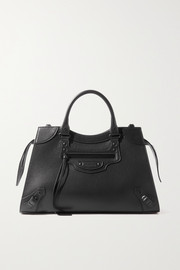 Balenciaga Neo Classic City medium textured-leather tote