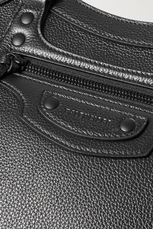 Balenciaga Neo Classic City small textured-leather tote