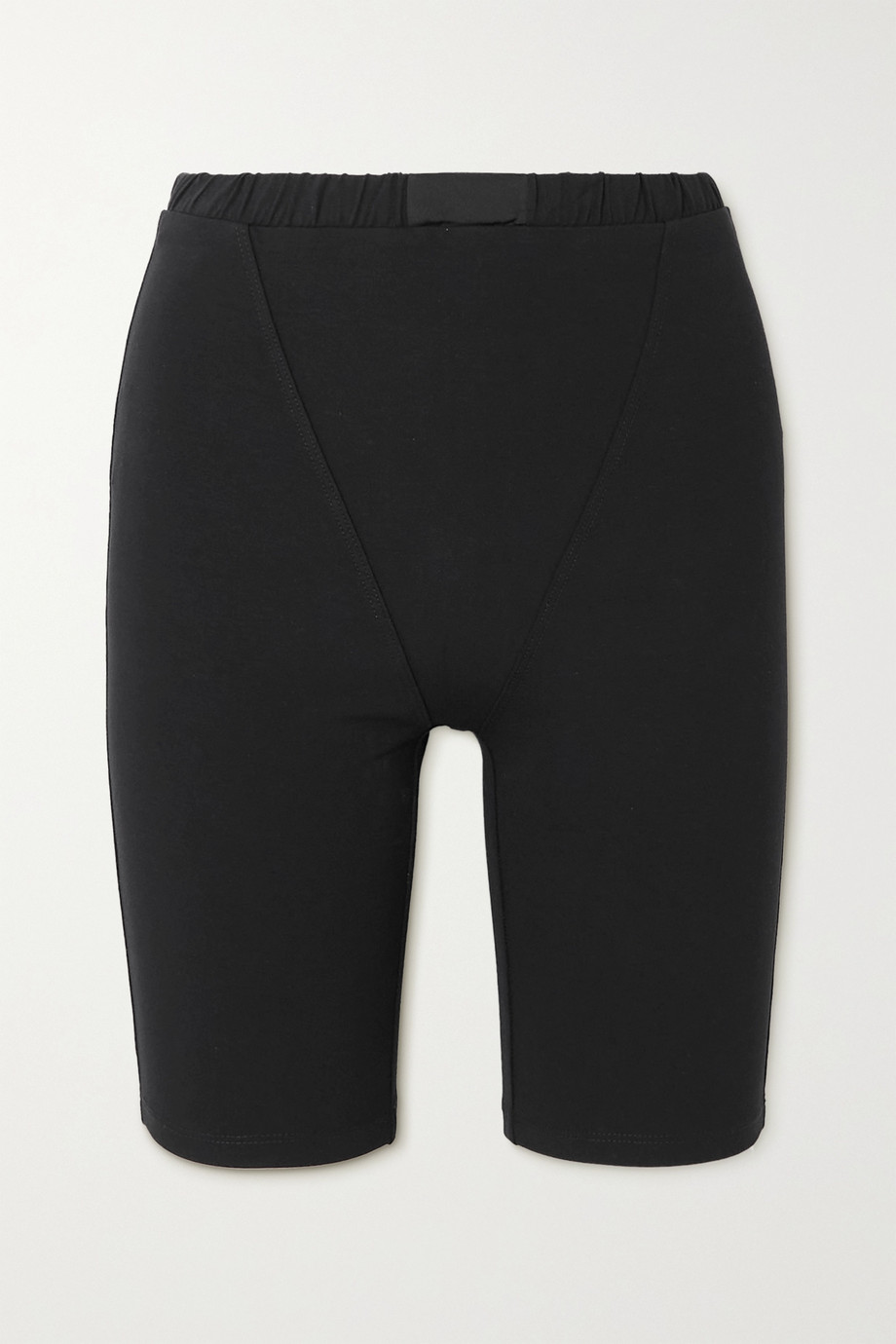 Marika Vera Gallant stretch bamboo and organic cotton-blend shorts