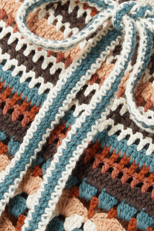 Ulla Johnson Zita crochet-knit cotton tank