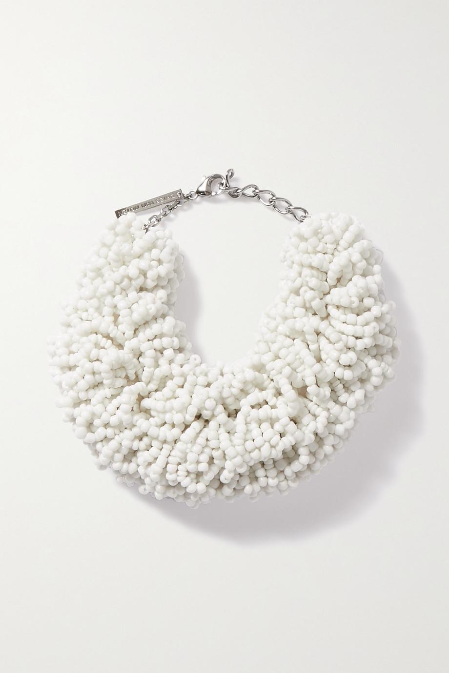 Dries Van Noten Bracelet en perles de rocaille