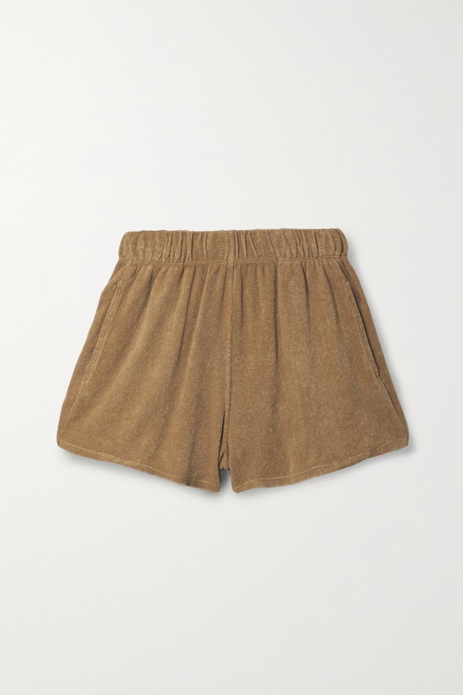 Suzie Kondi Short en molleton de coton biologique