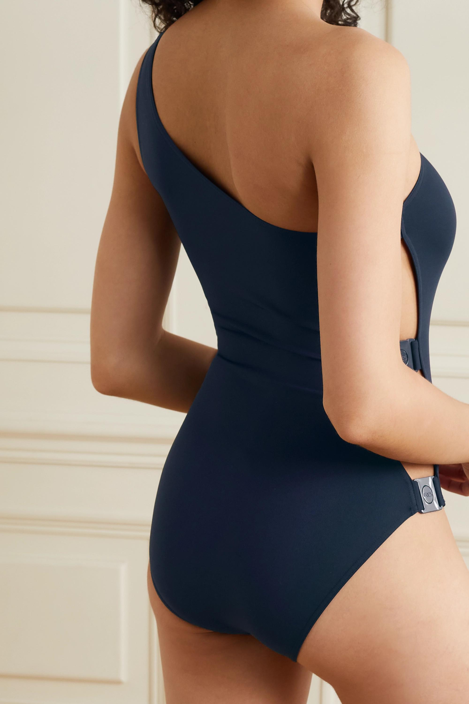Eres Bravo one-shoulder cutout swimsuit