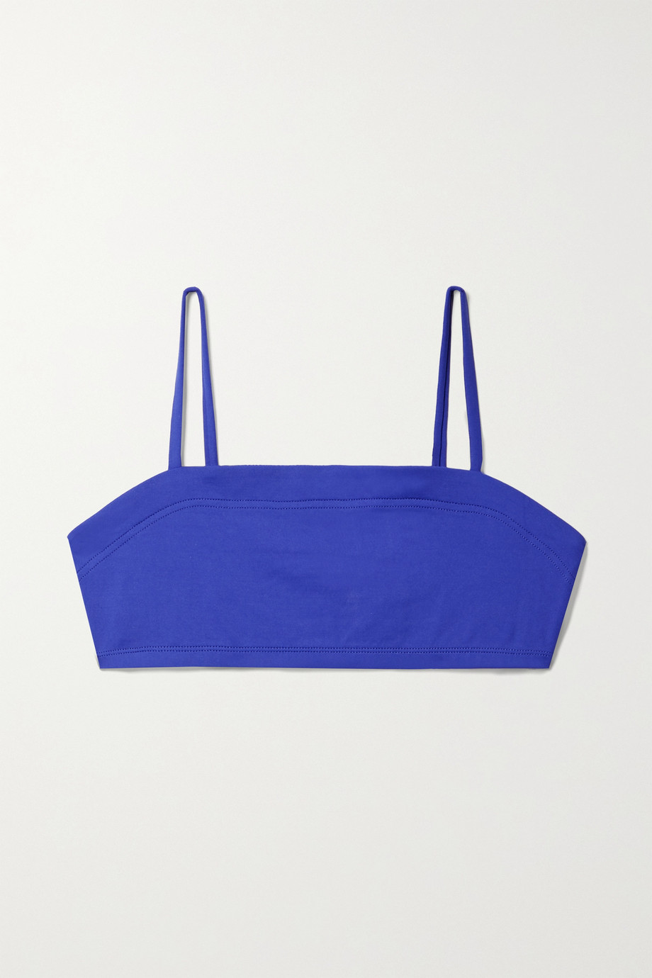 Eres Les Essentiels Azur bikini top