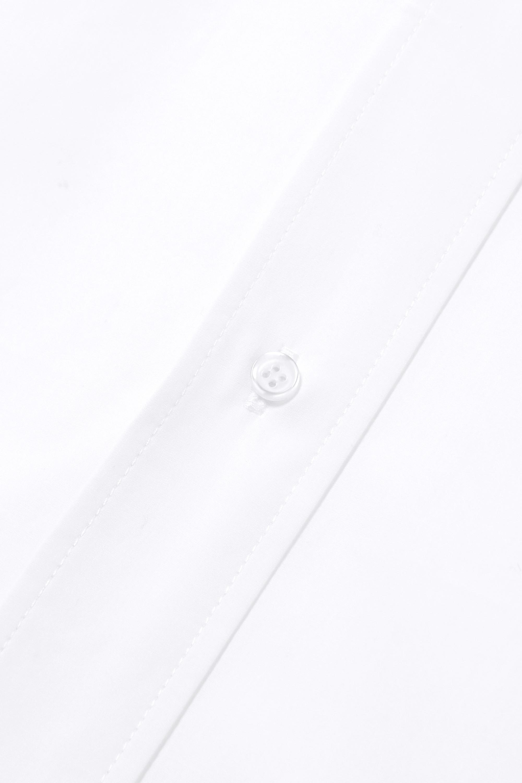 LOULOU STUDIO Ukara cotton-poplin shirt dress