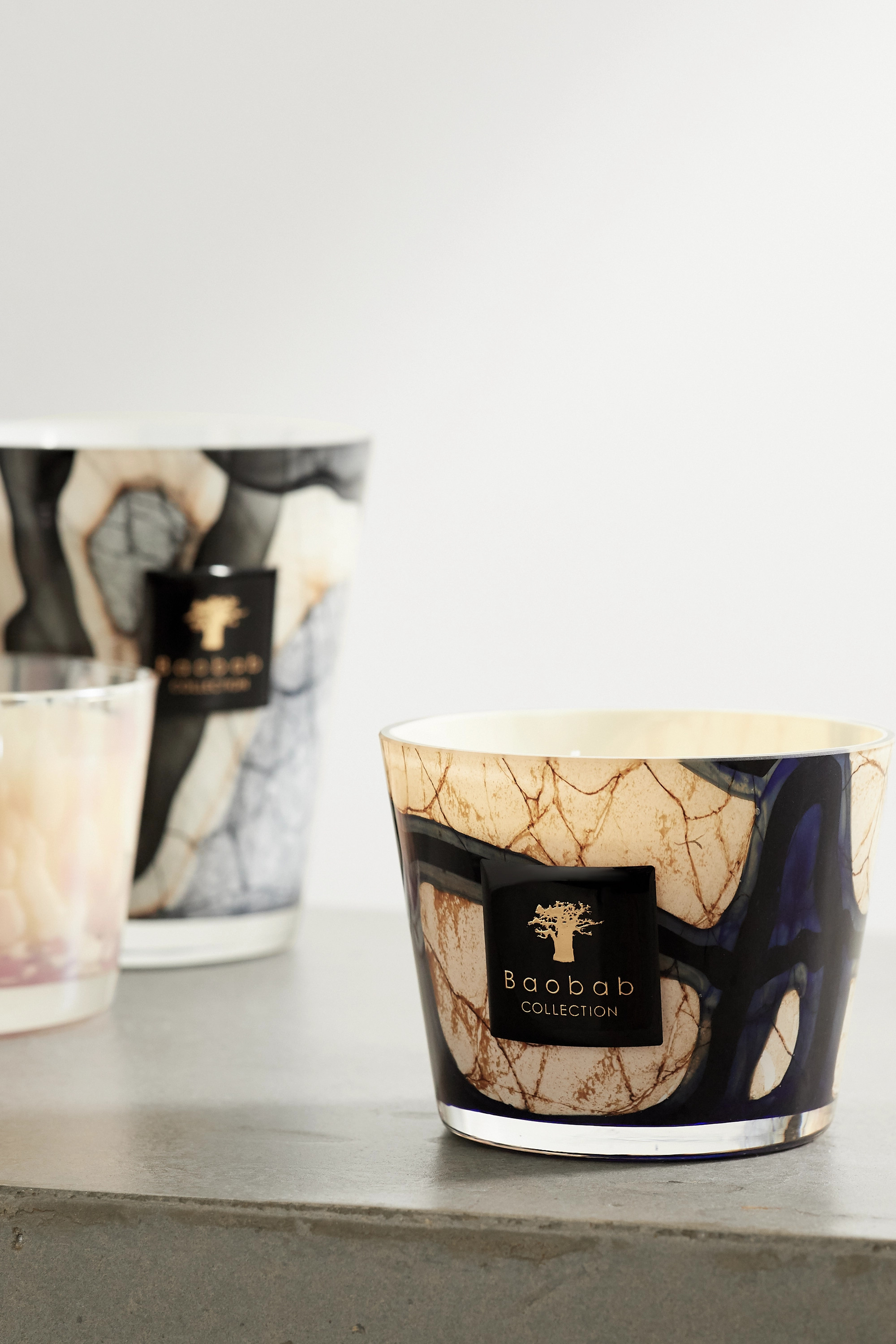Baobab Collection Stones Lazuli Max 10 scented candle, 1.3kg