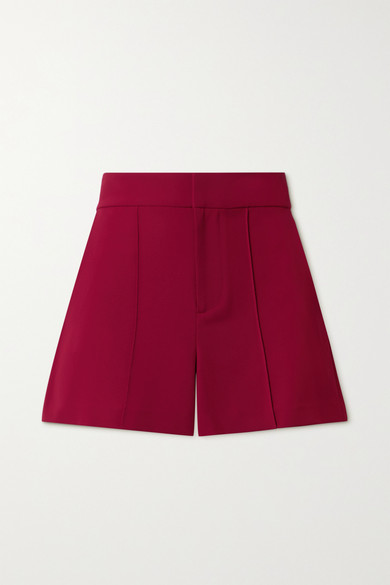 Alice And Olivia DYLAN CREPE SHORTS