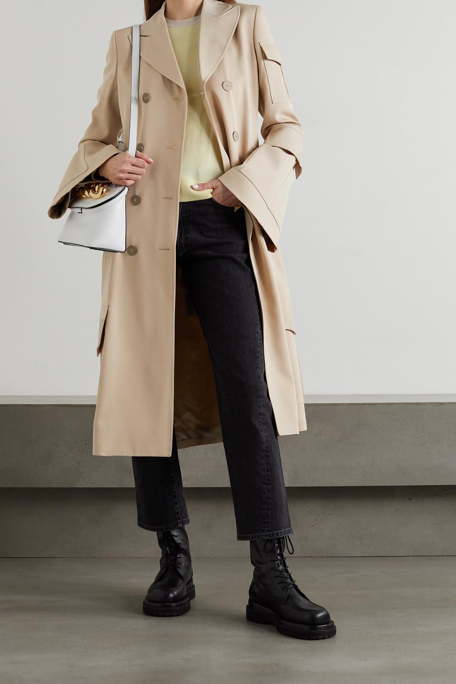 JW Anderson Doppelreihiger Mantel aus Wolle