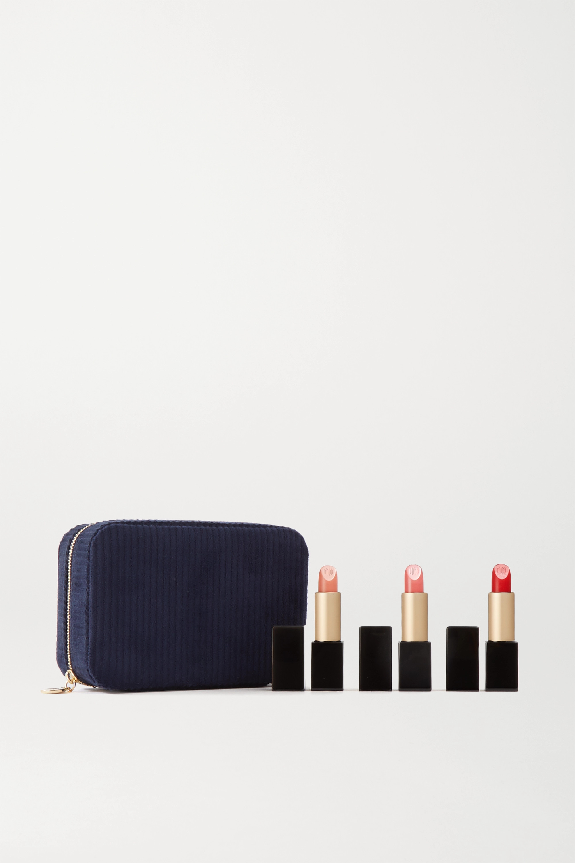 Code8 + Alexa Chung  All Day Soirée Lipstick Trio Set