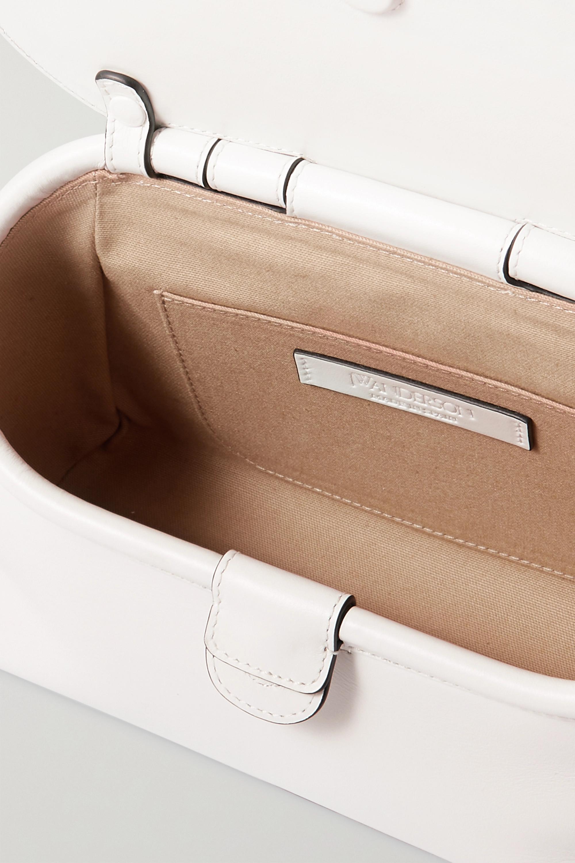 JW Anderson Chain Lid kleine Schultertasche aus Leder