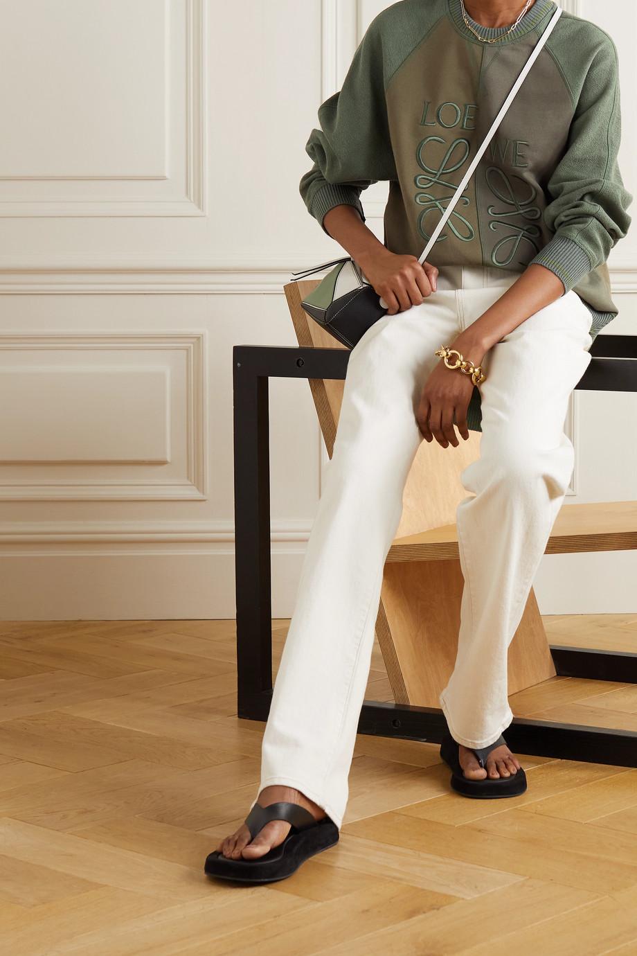 Loewe Sweat en jersey de coton à broderies