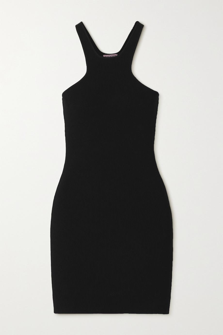 GAUGE81 Avila ribbed-knit mini dress