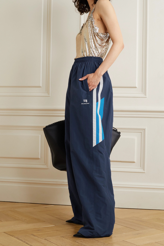 Balenciaga Embellished chainmail camisole