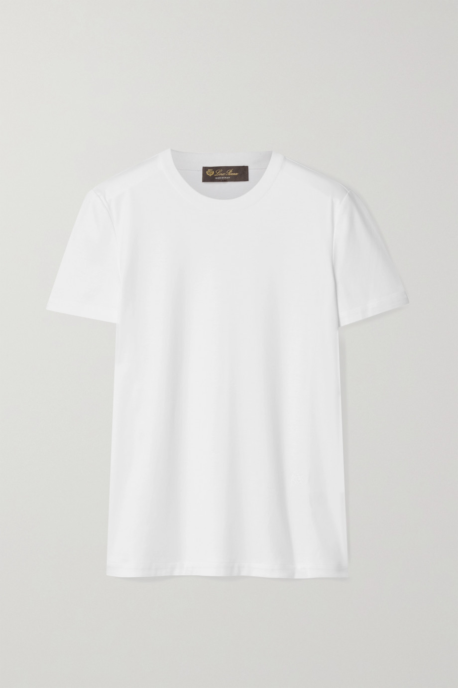 Loro Piana Cotton-jersey T-shirt
