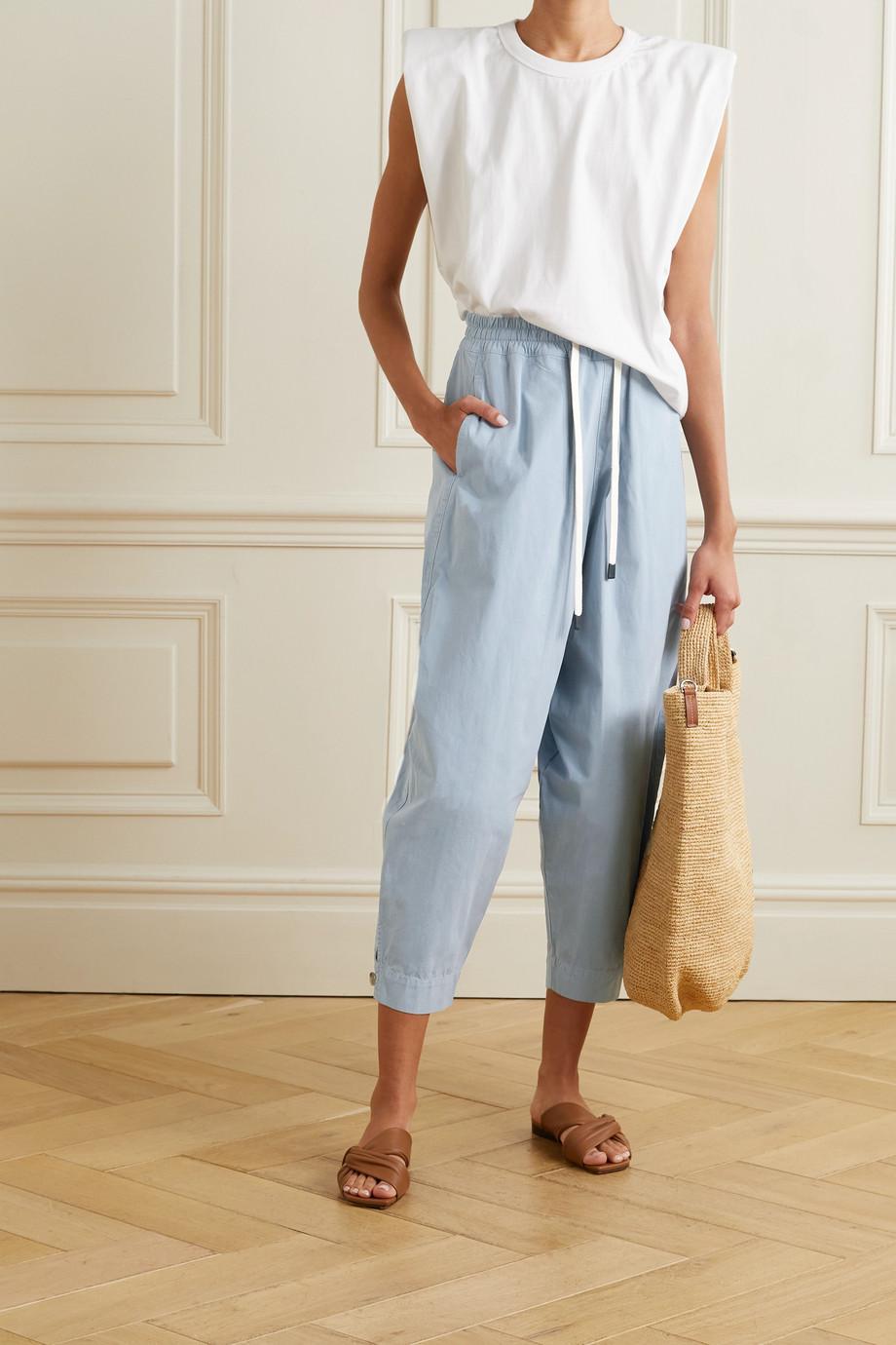 Bassike Pantalon de survêtement en coton