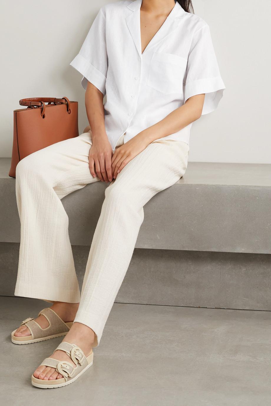 EQUIPMENT Celeme linen shirt