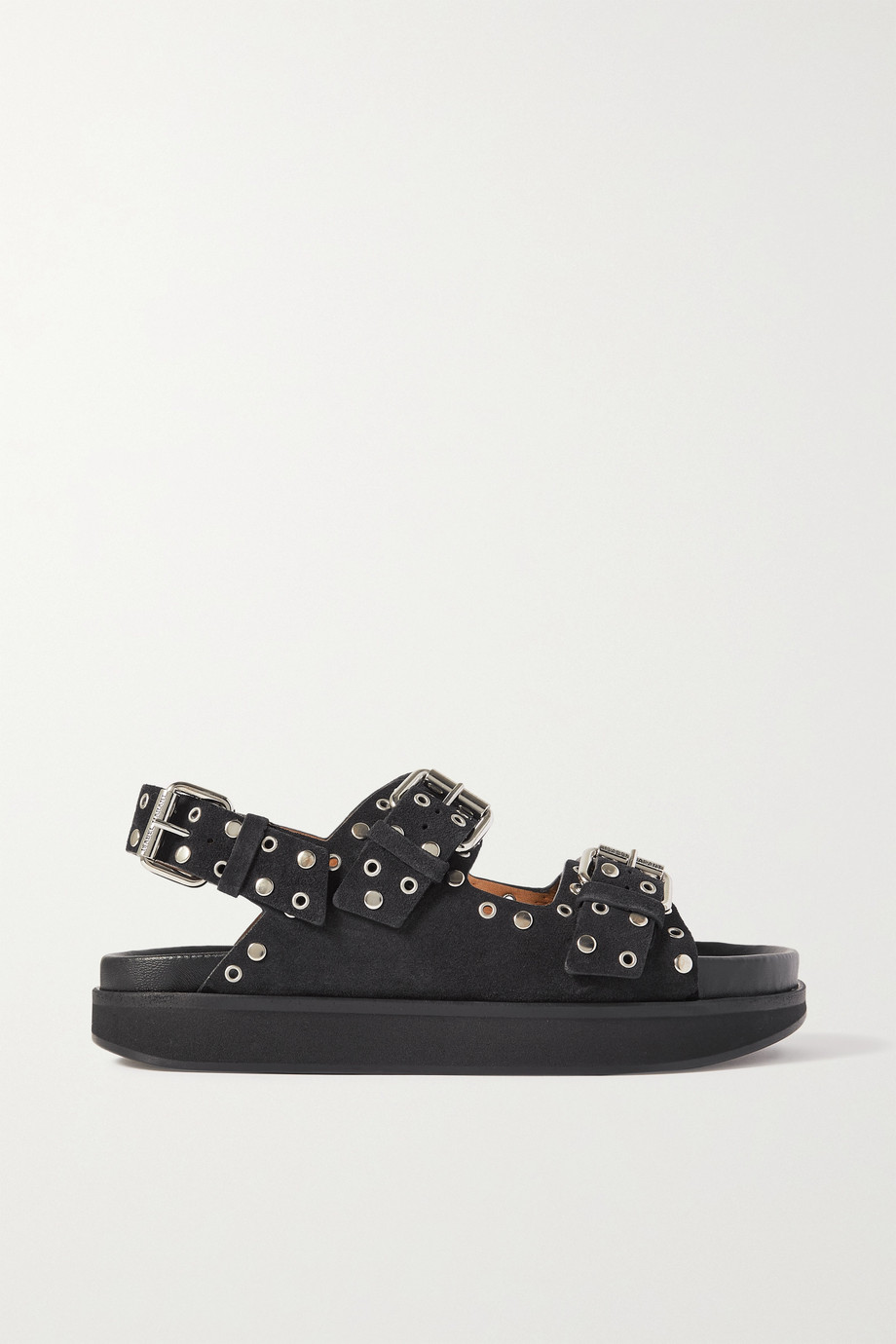 Isabel Marant Ophie embellished suede sandals