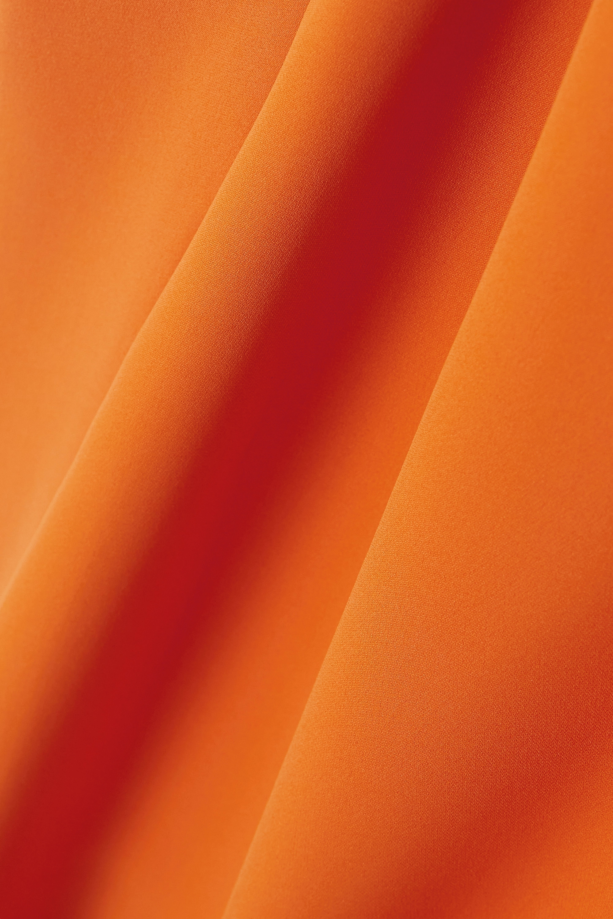 Valentino Asymmetrisches Midikleid aus Seide