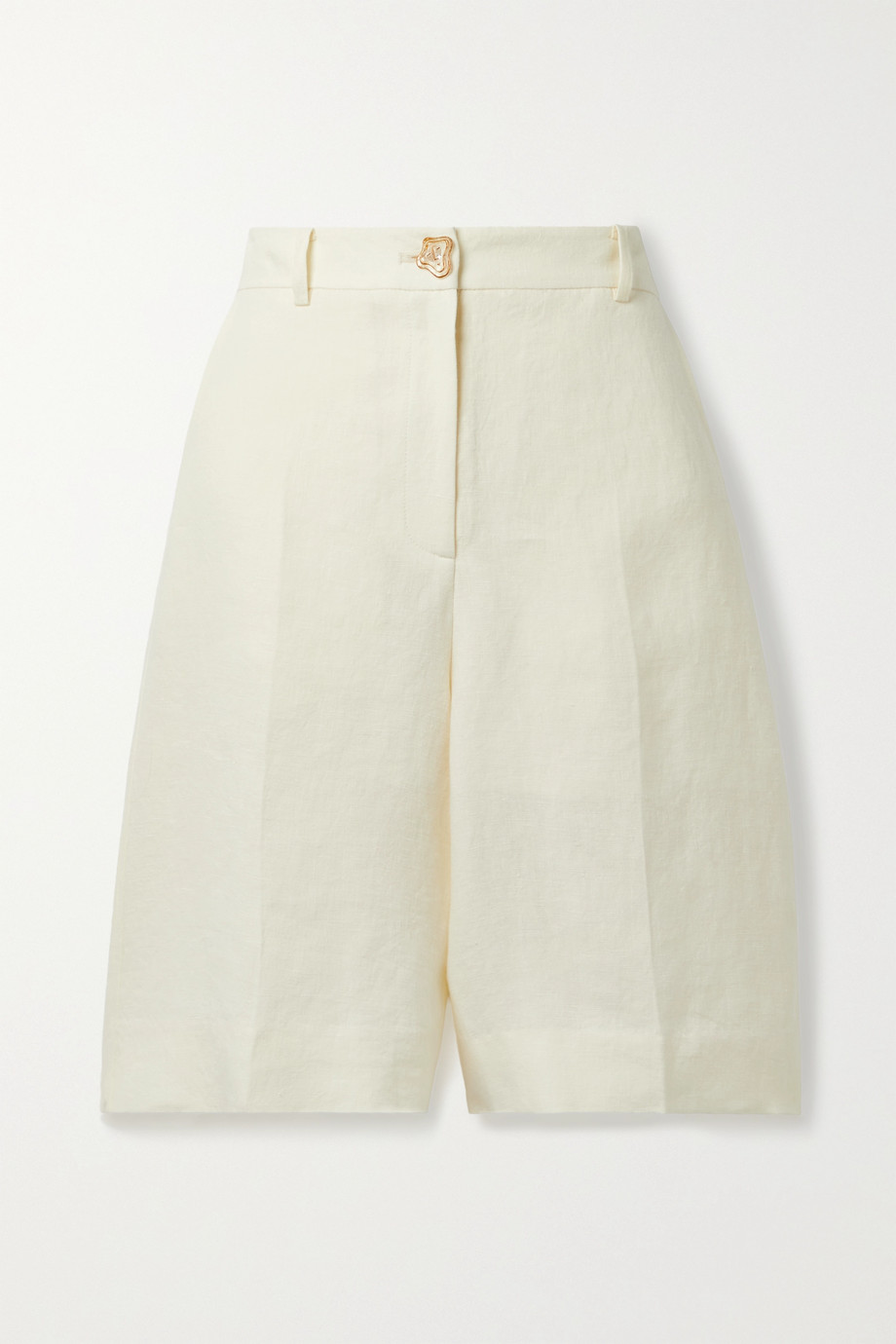 REJINA PYO Riley linen shorts