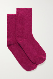 Baserange Cotton-blend terry socks