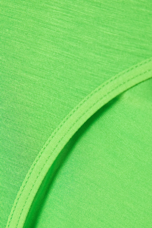 Baserange Bell stretch-bamboo jersey briefs
