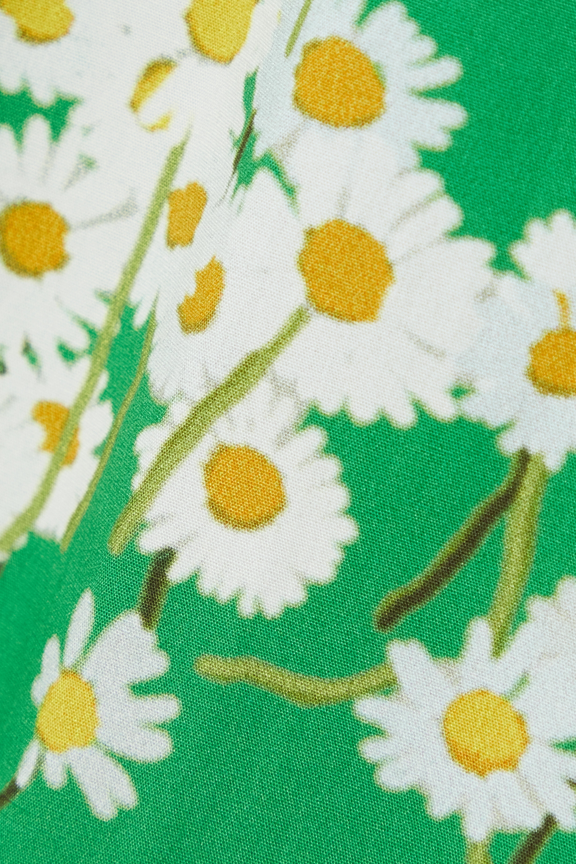 BERNADETTE Robe longue en coton stretch à imprimé fleuri Audrey