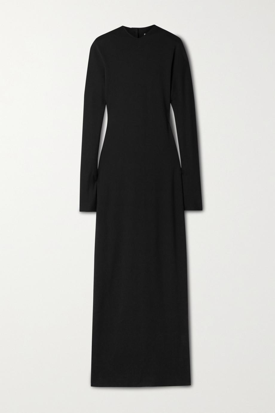 The Row Crispiano stretch-jersey maxi dress