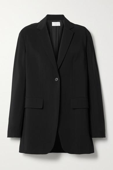 The Row - Obine Crepe Blazer - Black
