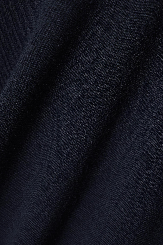The Row Cremona ärmelloser Pullover aus einer Merinowoll-Kaschmirmischung