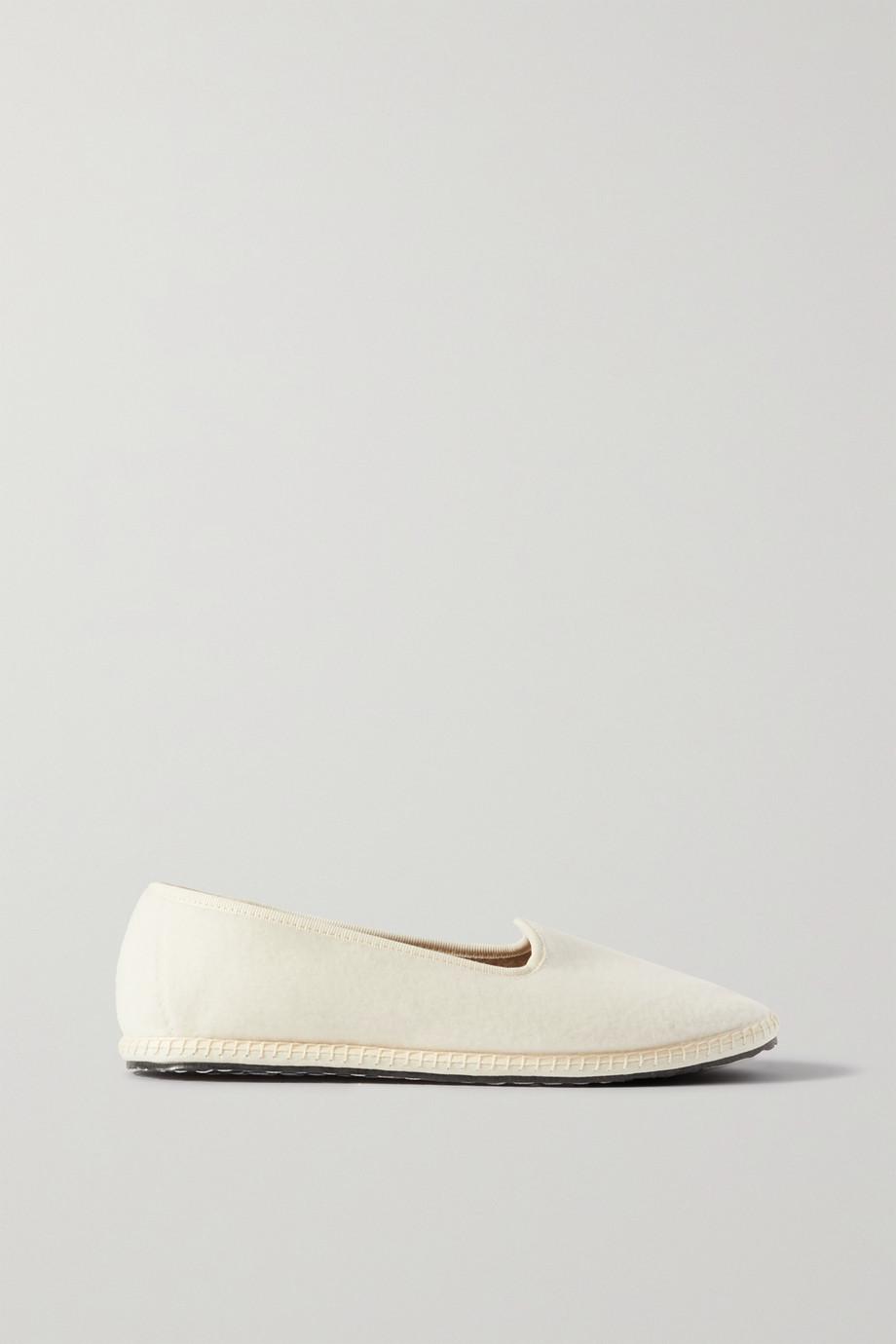 Vibi Venezia Cashmere slippers