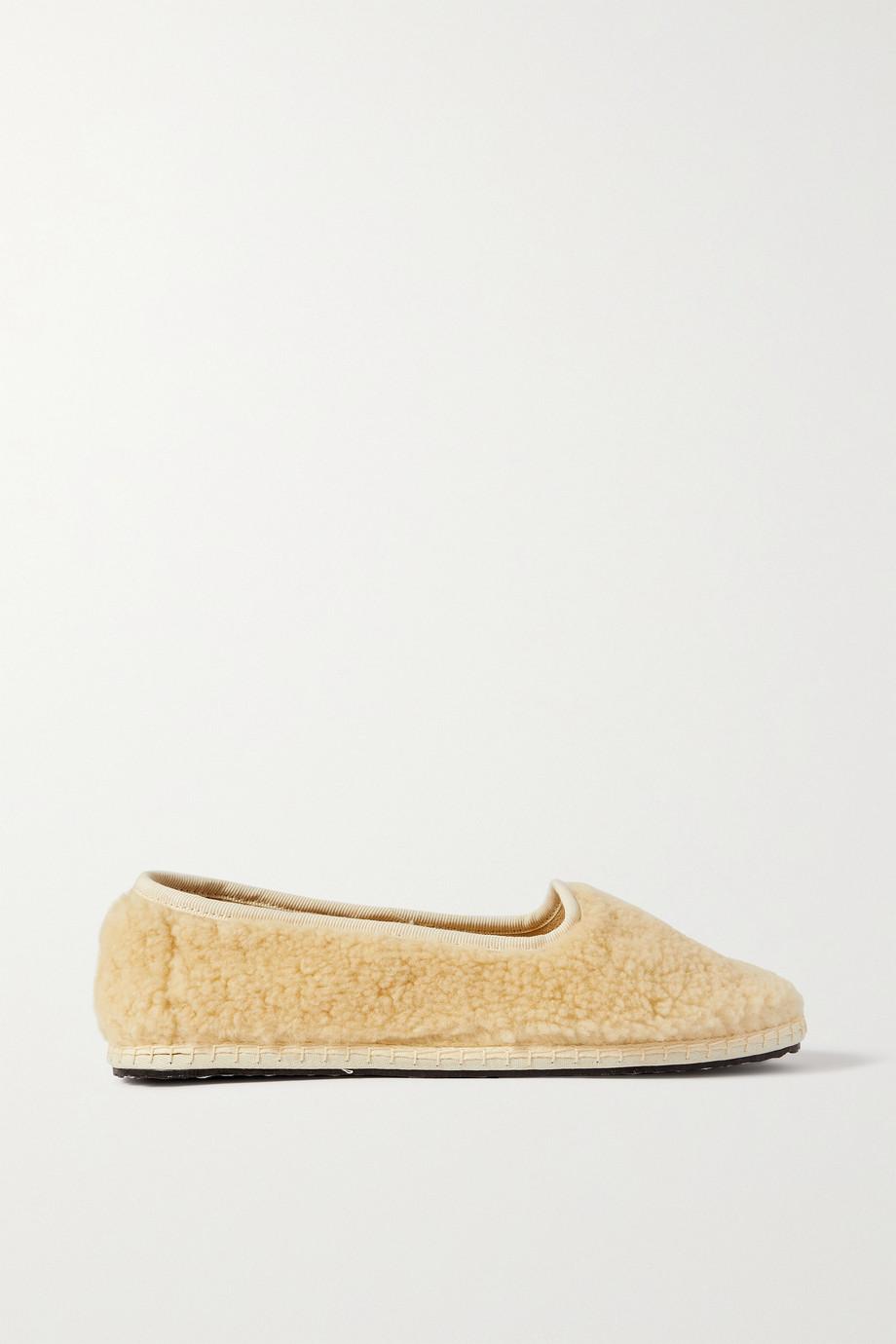 Vibi Venezia Slippers aus Shearling