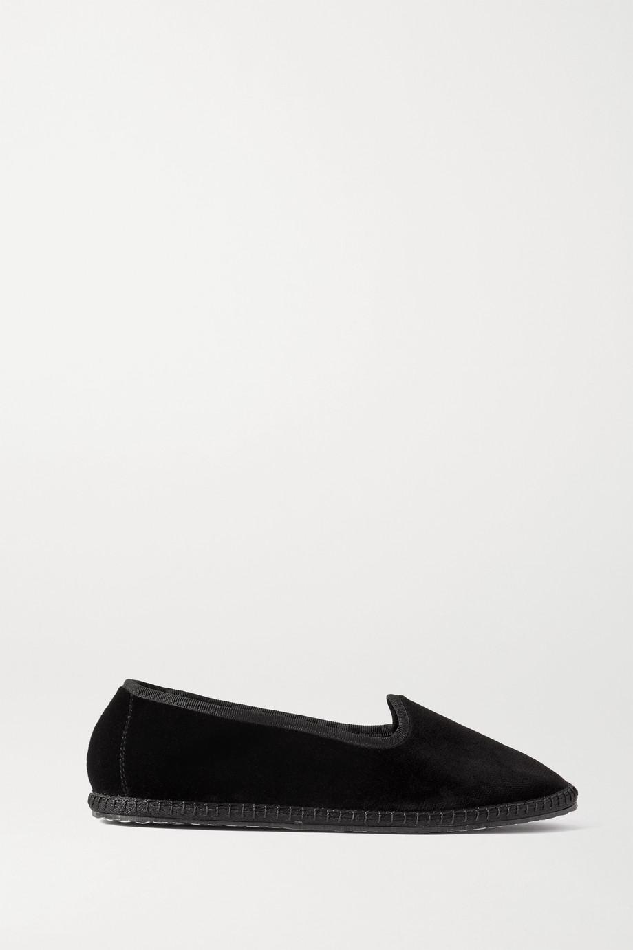 Vibi Venezia Slippers aus Samt
