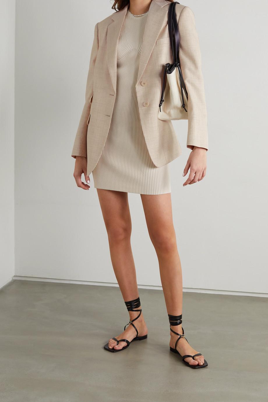 Stella McCartney Abby woven blazer