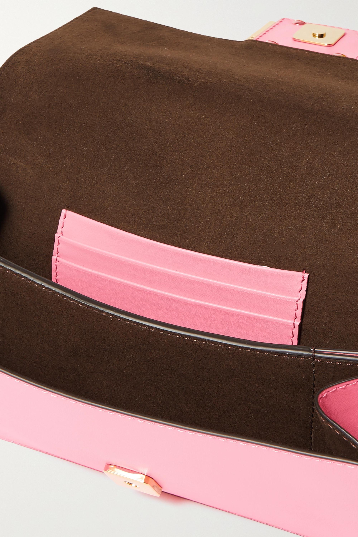 Fendi Sac porté épaule en cuir Flat Baguette Medium