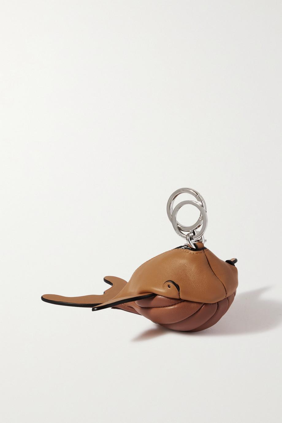 Loewe + Paula's Ibiza leather keyring