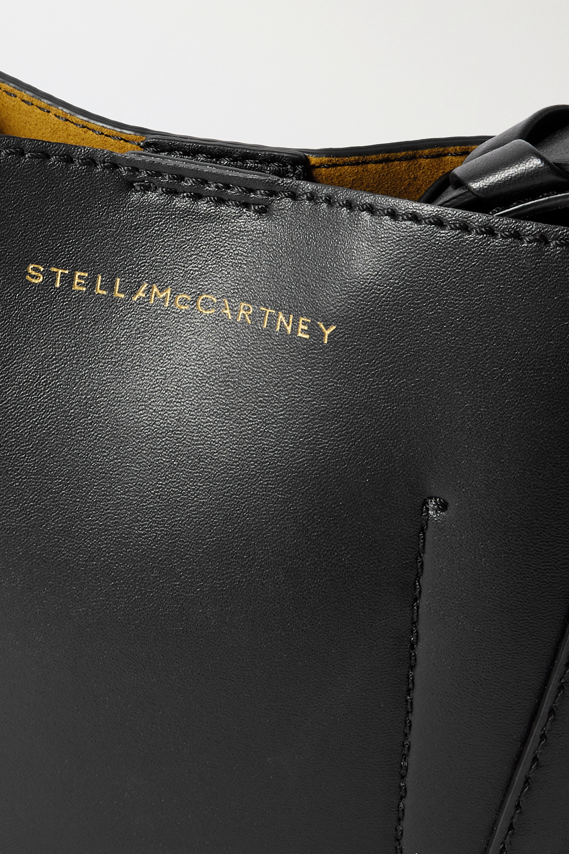 Stella McCartney Eco Soft braided vegetarian leather shoulder bag