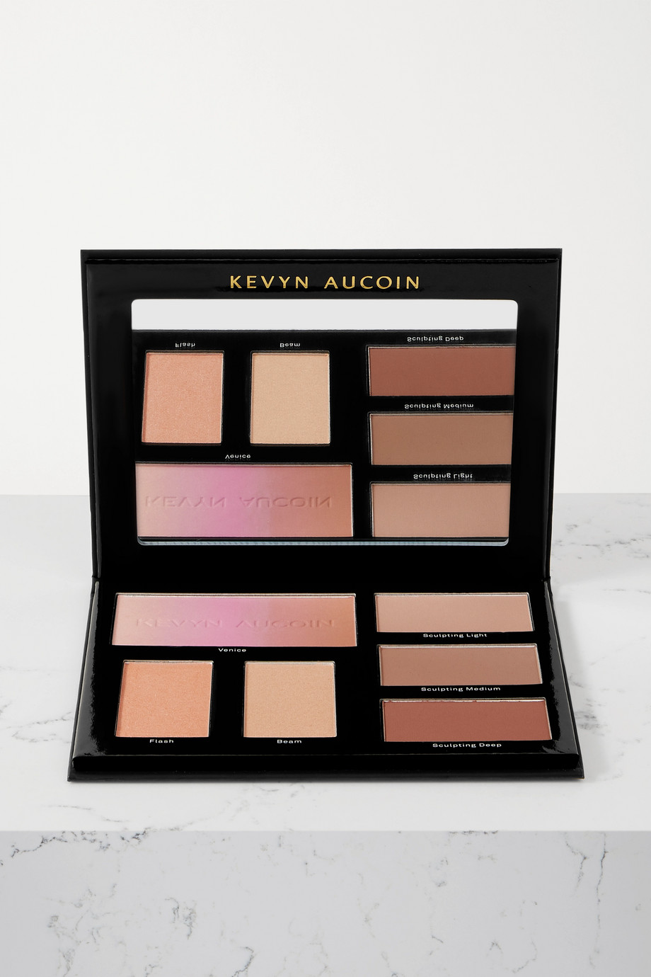 Kevyn Aucoin Contour Book: The Art of Sculpting & Defining Vol III – Make-up-Palette