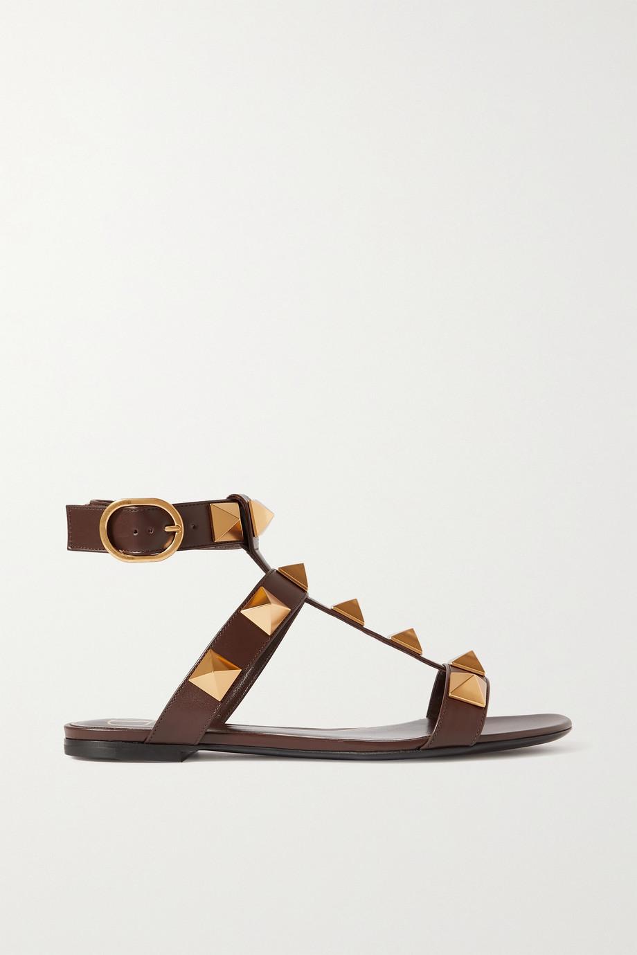 Valentino Valentino Garavani Roman Stud leather sandals