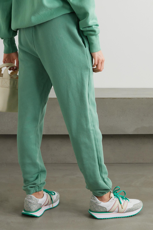 Les Tien Jogginghose aus Baumwoll-Jersey