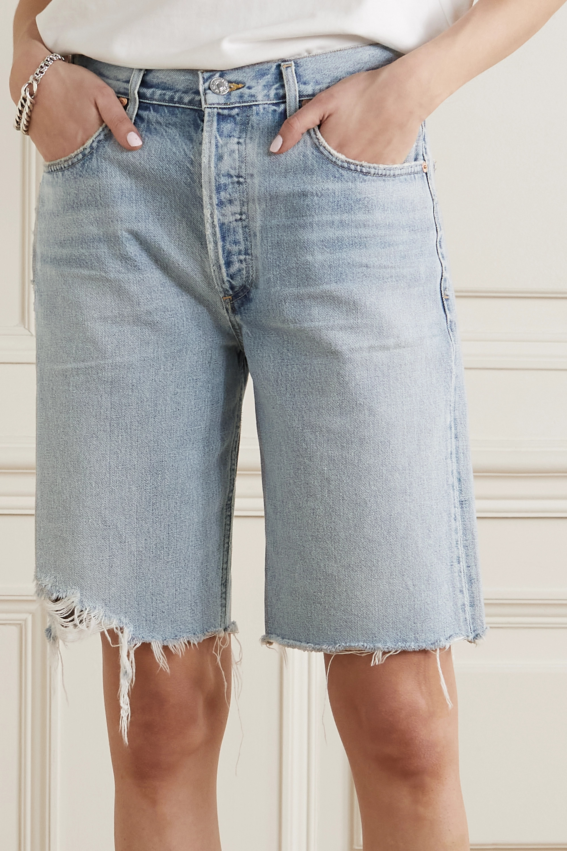 Citizens of Humanity Ambrosio denim shorts